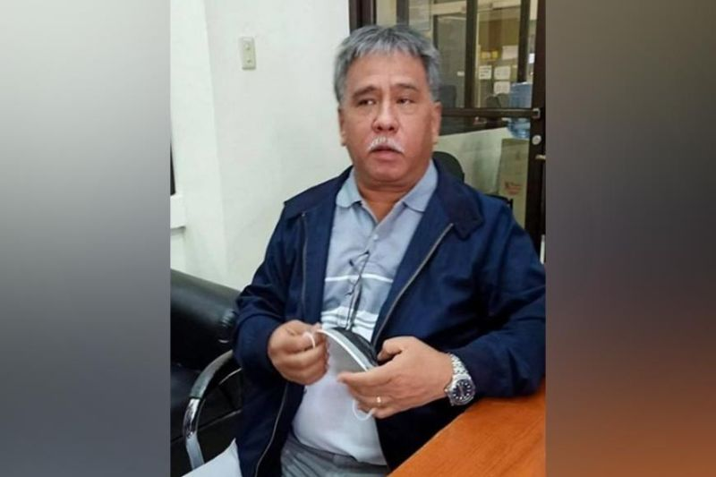 'NO CAUSE FOR ALARM.' Cadiz City Mayor Salvador Escalante Jr. assures his constituents that 'there's no cause for alarm and no need to panic' amid reports that the Beta variant of Covid-19 has been detected in the city. (Contributed/file photo)