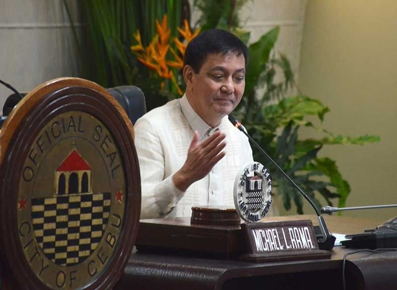 Cebu City Acting Mayor Michael Rama. (File photo)