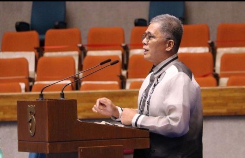 MANILA. House Minority Leader Joseph Stephen Paduano. (Contributed photo)