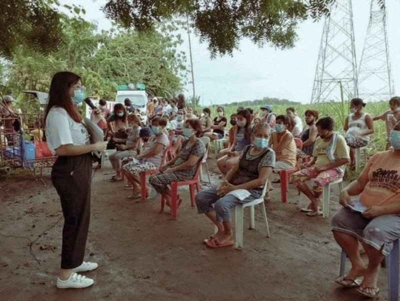 BACOLOD. Padayon Pradyek is a local Bacolod City youth and non-government organization that promotes humanitarian projects. (Contributed photo)
