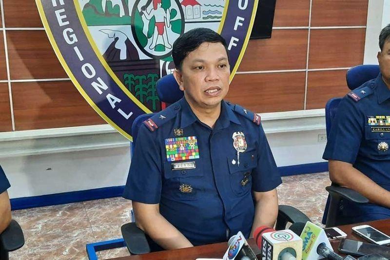 Police Major General Albert Ignatius Ferro (File photo)