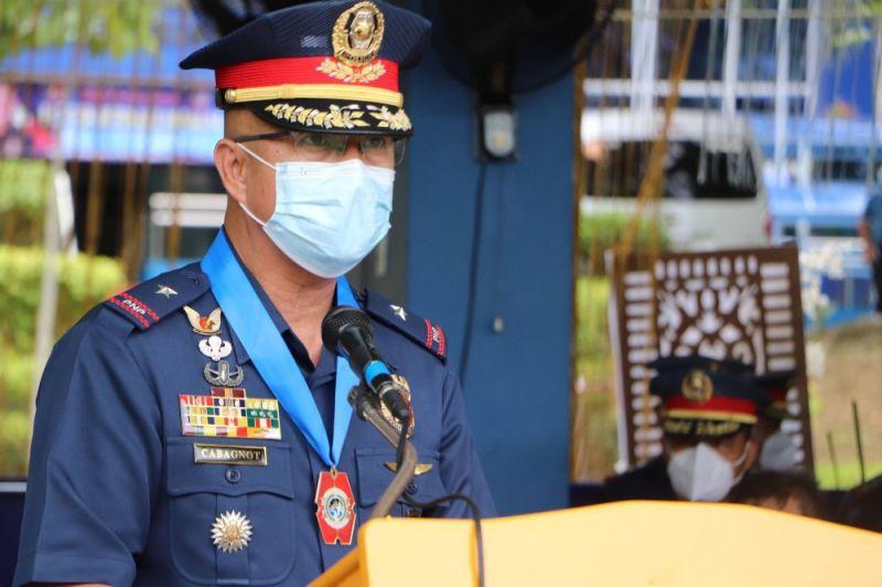 LEYTE. Brigadier General Rommel Bernardo Cabagnot. (Photo from Police Regional Office-Eastern Visayas)