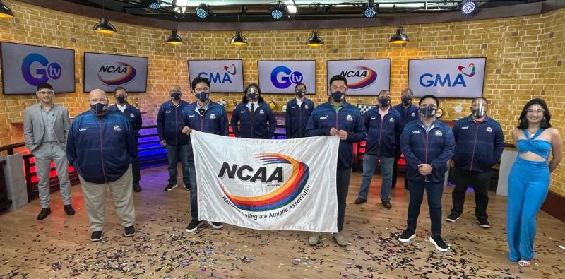 GMA. 'Rise Up Stronger NCAA Season 96' wraps up unique season on August 8. (Contributed photo)