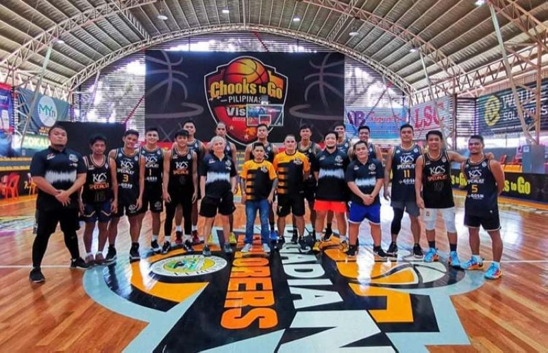 The KCS Computer Specialist-Mandaue are all set to do battle against the Mindanao champions Basilan Peace Riders in Game One of the VisMin Super Cup Southern Finals on Wednesday. (Alex Tan)