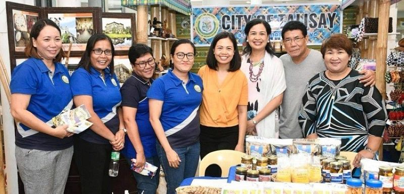 NEGROS. The DOT journey of Ms. Cristine Mansinares, the newly appointed Department of Tourism Director for Region 6, Western Visayas. (Photo by Ronnie Baldonado)