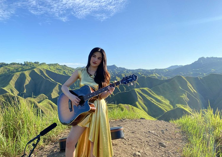 """GMA. Asia's Limitless Star Julie Anne San Jose top bills """"Limitless, A Musical Trilogy"""" that premiers on September 17, 2021. (Contributed photo)"""