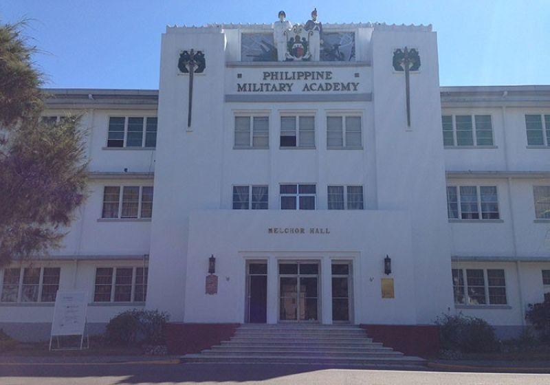 BAGUIO. Melchor's Hall of the Philippine Military Academy. (SunStar File)
