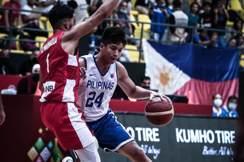 Gilas head coach Tab Baldwin said having the team go up against teams of varying styles of play was good for their development. (JBL)