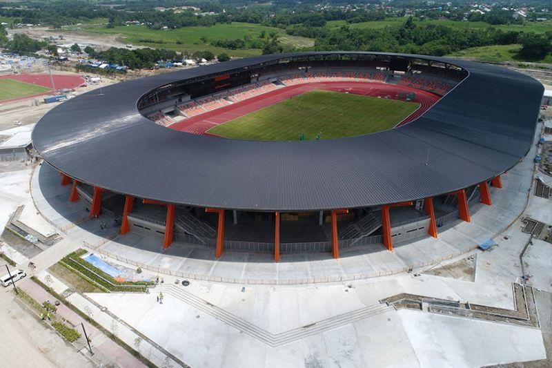 PAMPANGA. The New Clark City Athletics Stadium. (Contributed photo)