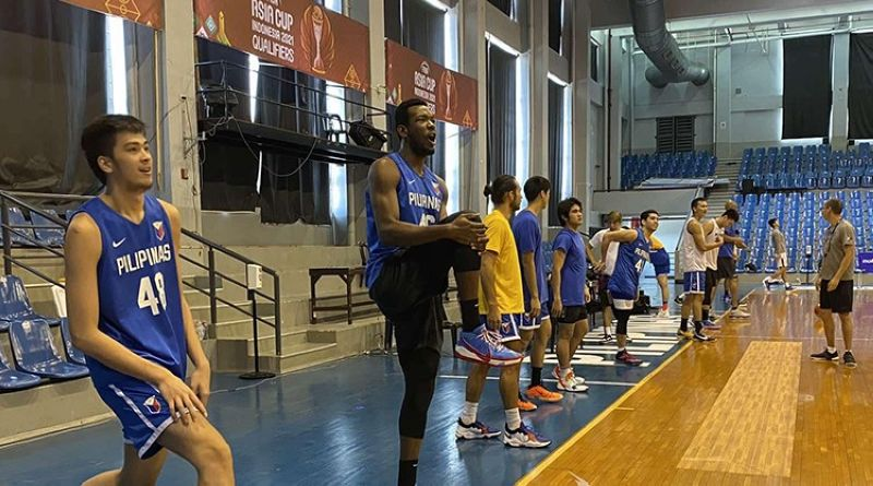 Gilas head coach Tab Baldwin is hoping the team could return to the court soon. (SBP)