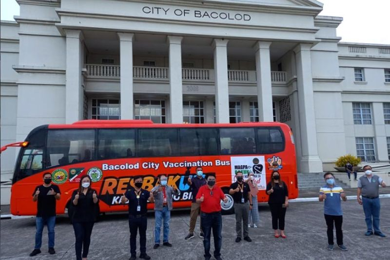 BACOLOD. Bacolod City Government launches its second