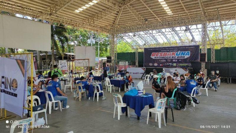 Photo courtesy of Totot Tan/Marino Partylist Mindanao