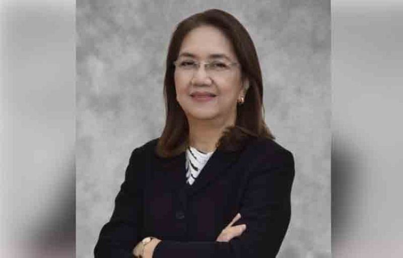 SSS President and Chief Executive Officer Aurora Ignacio (From: SSS website)