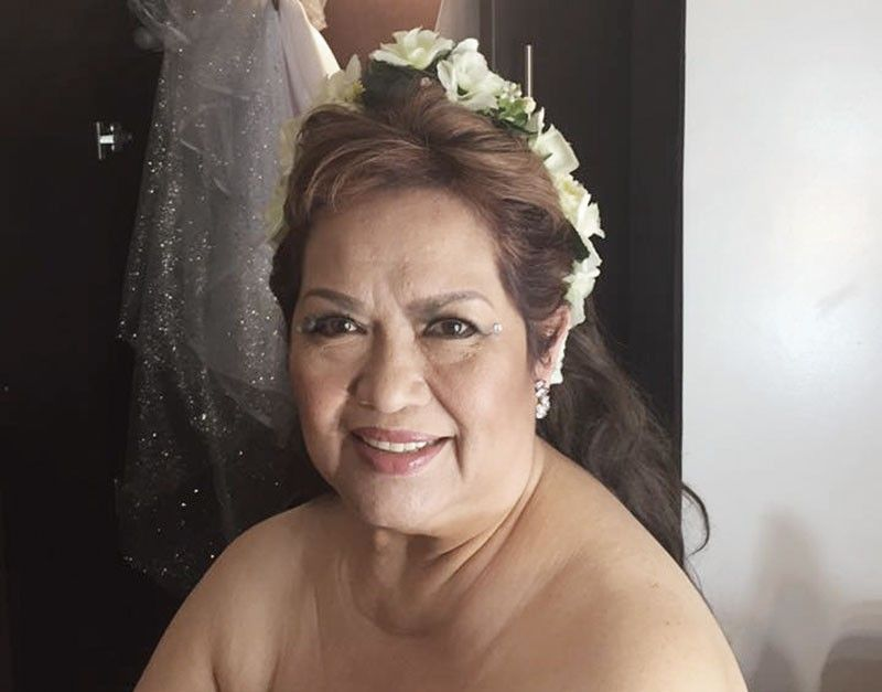"""ICON. Radio drama legend and broadcaster Susan Perez Aliño died on Aug. 25, 2021 at the age of 74. She worked for different AM radio stations and was a disc jockey for an FM station where she was known as """"Sexy Susan."""" / FROM SUSAN ALIÑO'S FACEBOOK ACCOUNT"""