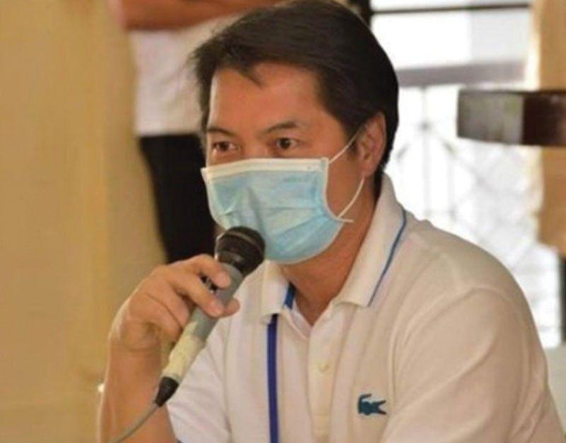Bacolod City mayoralty aspirant Albee Benitez. (File photo)