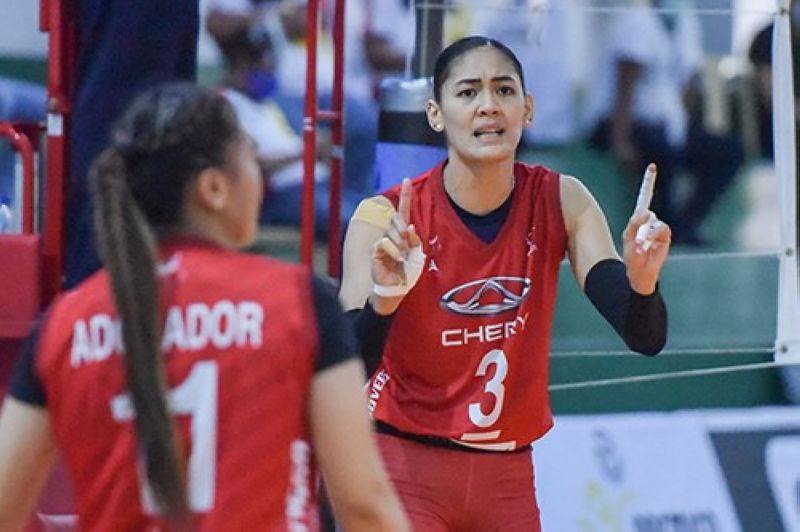 The Asian Volleyball Confederation (AVC) 21st Asian Senior Women's Volleyball Championship has been moved to next year.  (PVF)