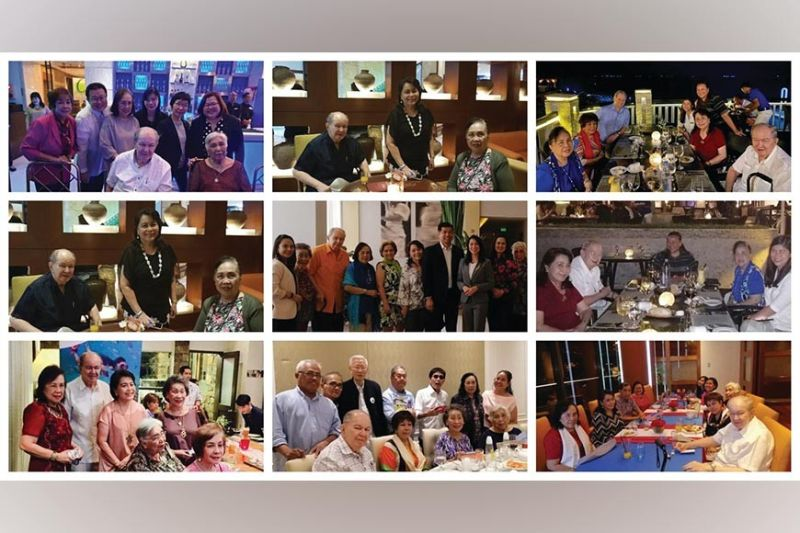 COLLAGE. Memorable events with Jimmy Picornell in arts, culture, tourism, consular and media events.
