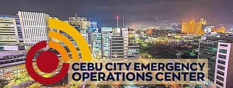 Cebu City Emergency Operations Center's Facebook page