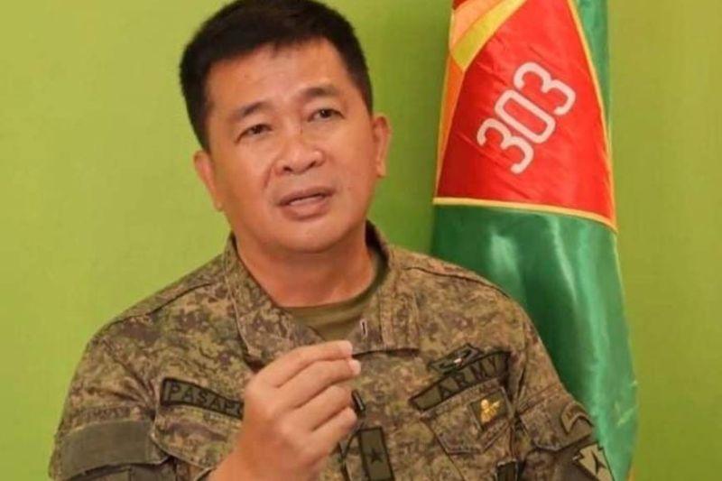 NEGROS. 303rd Infantry Brigade Commander Brigadier General Inocencio Pasaporte. (Contributed photo)