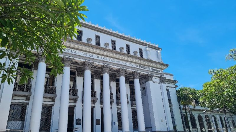 NEGROS. Negros Occidental steps up measure against the use of fake RT-PCR tests in the province. (Erwin P. Nicavera Photo)