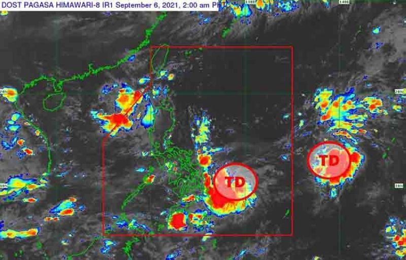 (Satellite image from Pagasa)