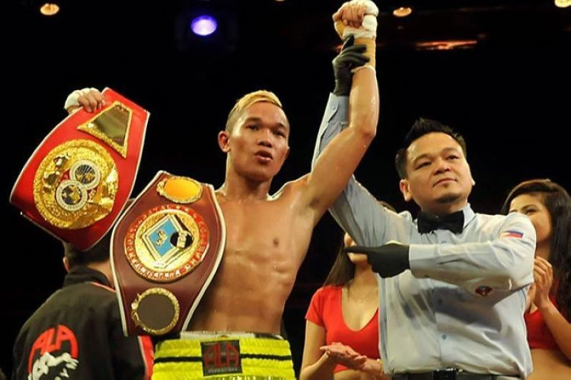 CEBU. Filipino boxer Prince Albert Pagara. (File photo)