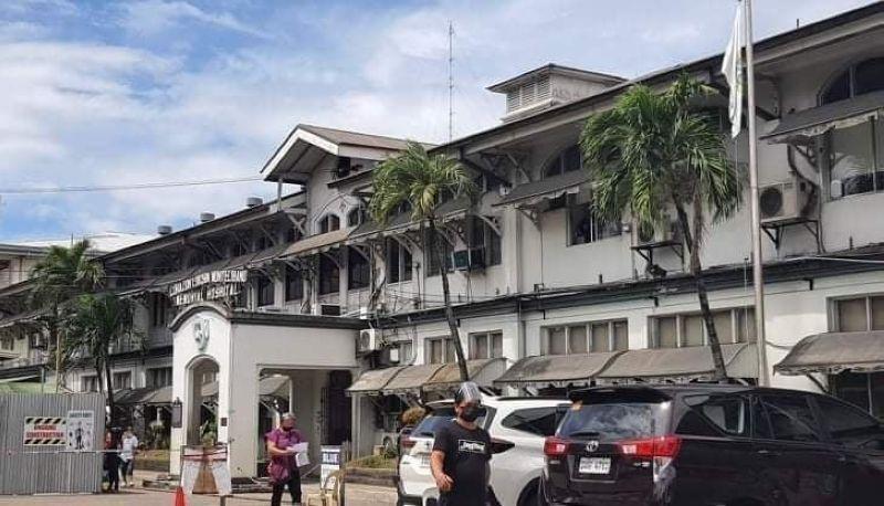 Corazon Locsin Montelibano Memorial Regional Hospital (File photo)