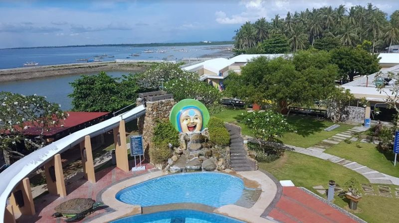 NEGROS. The iconic Resorts Negrense at Punta Taytay in Bacolod City reopens to guests Wednesday, September 8, 2021, with the launching of its 45-room hotel. (Contributed photo)