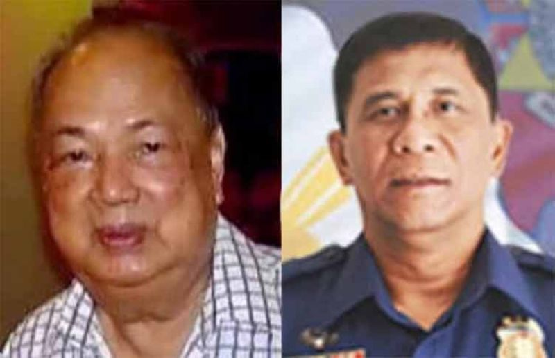 TACLOBAN. Former Leyte governor Leopoldo Petilla (left) and retired Police Chief Superintendent Asher Dolina. (Contributed photos)