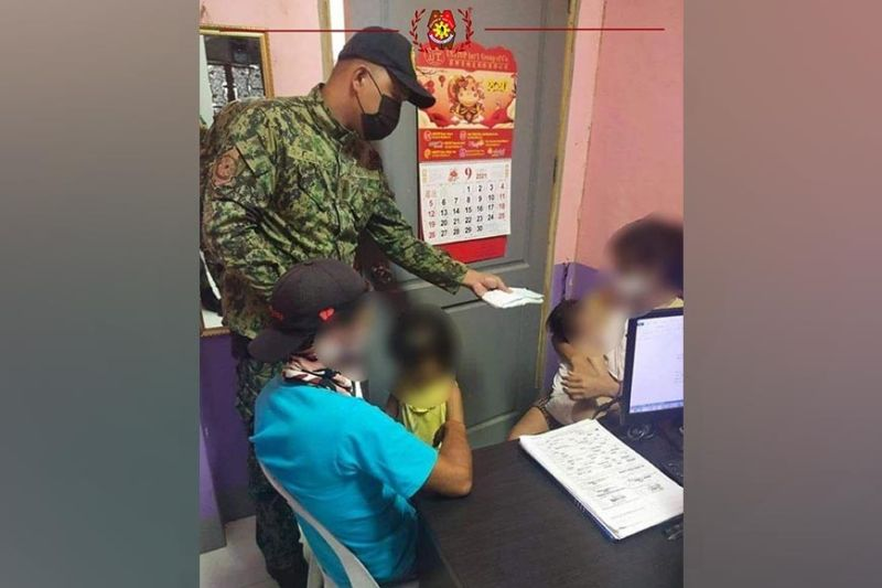 Photo from Tacloban Police Station-Abucay