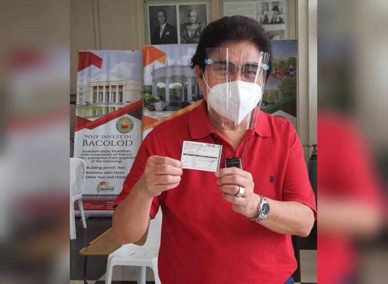 BACOLOD. LCP national president and Bacolod City Mayor Evelio Leonardia. (File photo)