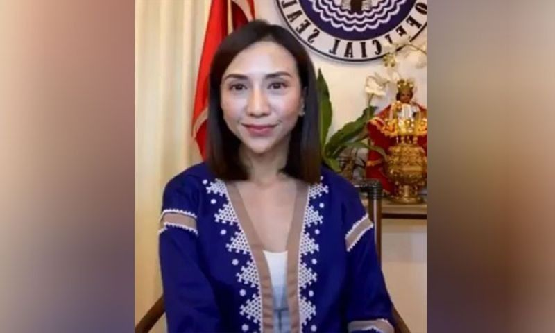 Liloan, Cebu Mayor Christina Garcia-Frasco . (File photo)