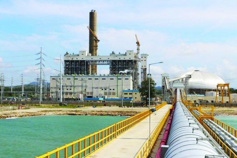 MORE INVESTMENTS. The photo shows AboitizPower subsidiary Therma Visayas Inc., a coal-based power plant located in Toledo City, Cebu. The Department of Energy is inviting power players to build more power plants in the country in strategic locations to support the growing power demand and boost power reserves. (SunStar file)
