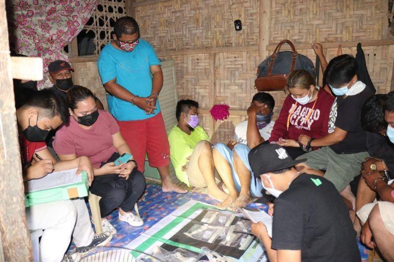 Hulagway iya sa PDEA-Davao