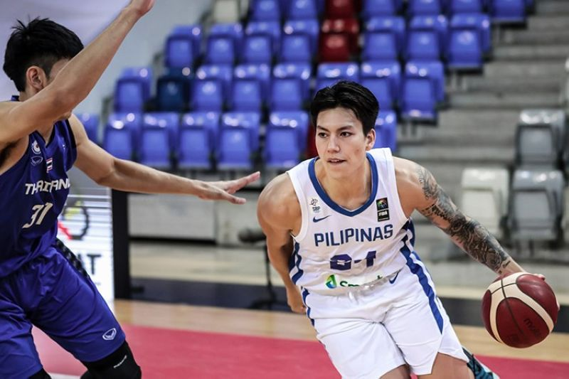 Gilas head coach Tab Baldwin said that adjustments have to be made in the wake of the exodus of players, which includes ace wingman Dwight Ramos, to the Japanese pro league. (FIBA)