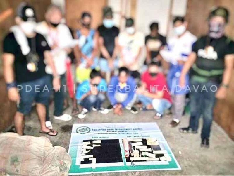 Hulagway gikan sa PDEA-Davao