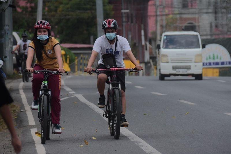 Kapulisan mi-ultimatum sa bikers. (File photo)
