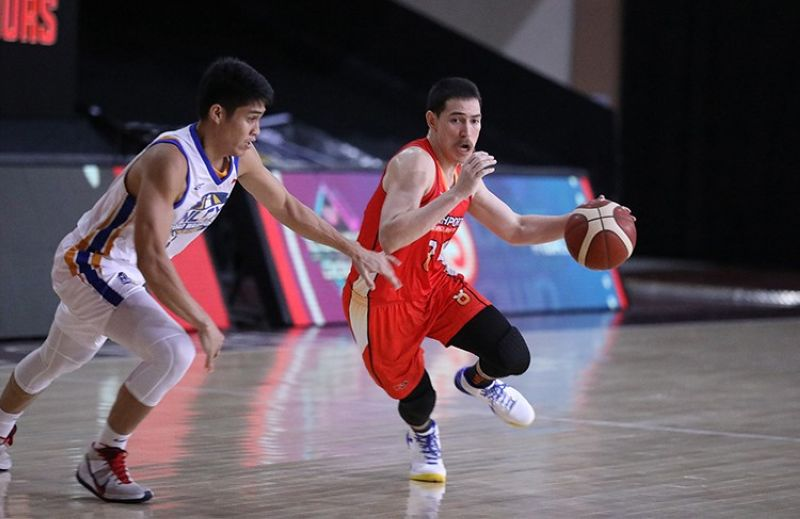 NorthPort star Robert Bolick was named the PBA Player of the Week. (PBA)