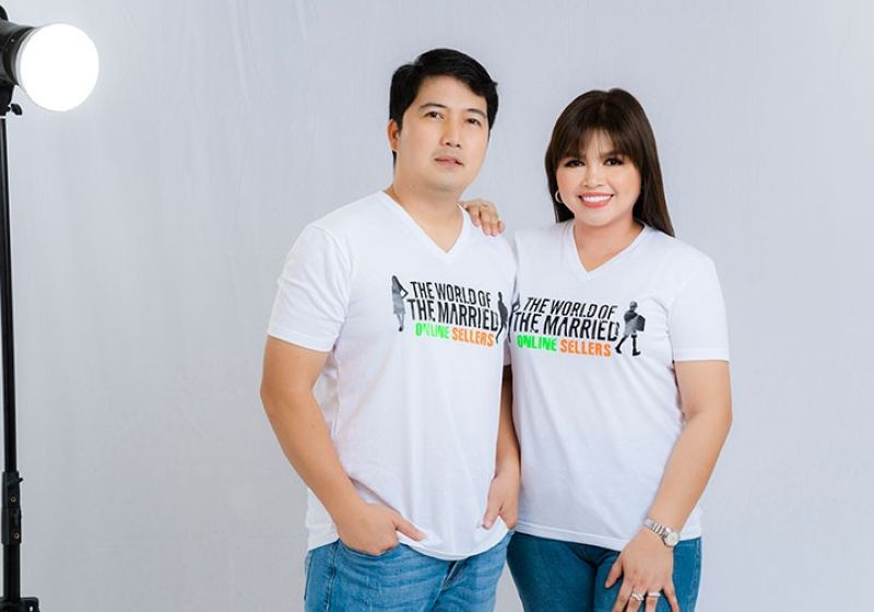 Owners Gerry and Ghie Pangilinan