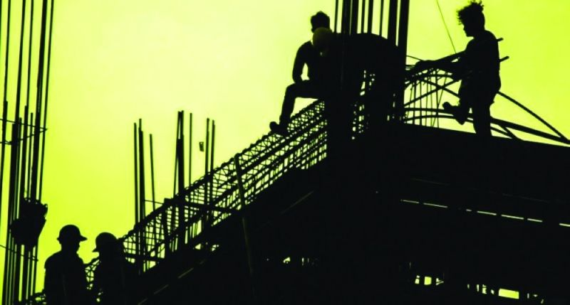 PROGRESS. Construction activities in the Philippines have bounced back. In the second quarter of this year, the number of residential constructions stood at 27,375 while non-residential constructions were at 5,550. (SunStar file)