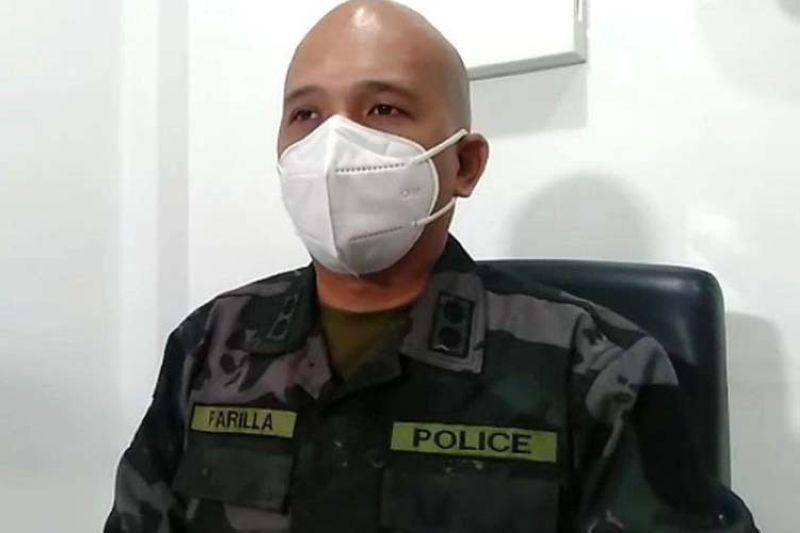 Police Lieutenant Colonel Wilbert Parilla (File photo)