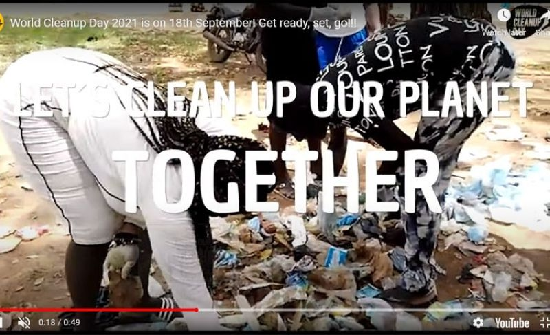 Task Force to cover more areas for coastal clean-up (Screenshot from https://www.worldcleanupday.org/)