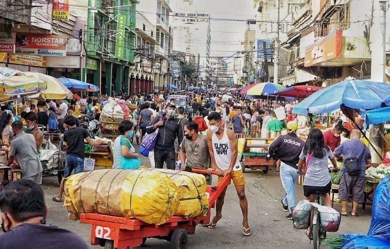 Vendors informed before demolition, says Cebu City market chief. (File photo)