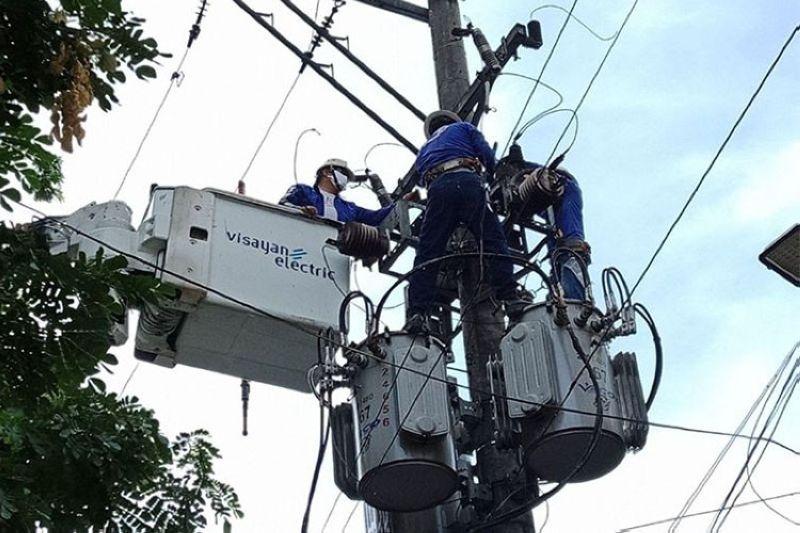 (File photo: Visayan Electric)