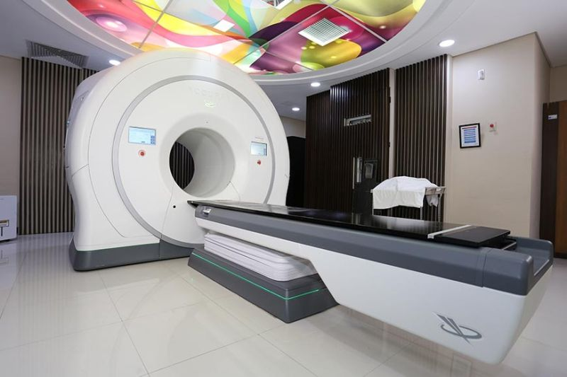TOMO ROOM. CLIOC's tomo room at Mother Teresa of Calcutta Medical Center in the City of San Fernando. (Contributed photo)