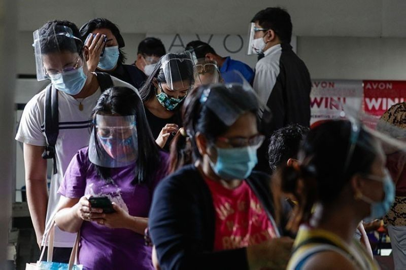 Only 16.2% of PH population fully vaccinated against Covid-19. (File photo)