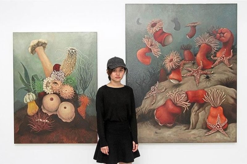 Artist Bree Jonson (Photo from vintana.ph)