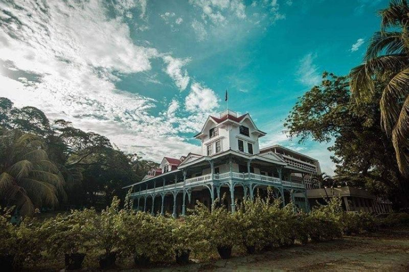NEGROS. The Silliman University in Dumaguete, Negros Oriental is one of the pioneering members of the Net Zero Carbon Alliance. (Contributed/Silliman University FB Page)