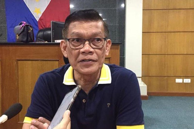 Bacolod CityCouncilor Renecito Novero. (File photo)
