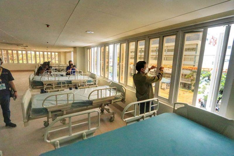 Cebu City Medical Center (CCMC) - Photo by Amper Campaña